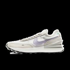 Женские кроссовки Nike Waffle One - Белый
