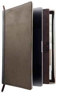 Чехол для ноутбука TWELVE-SOUTH BookBook Vol 2 для MacBook Pro/Air 13 Brown (12-2020)