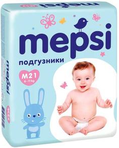 Подгузники MEPSI M 21 шт (0020/1)