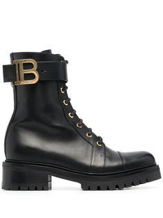 Balmain ботинки Ranger в стиле милитари