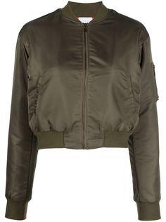 John Elliott укороченная куртка-бомбер Hunter