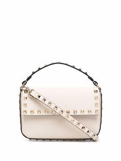 Valentino Garavani сумка-тоут размера мини с декором Rockstud