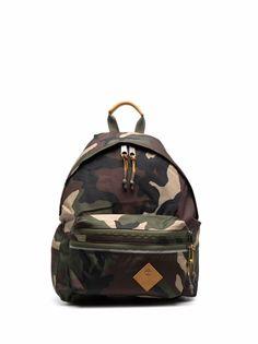 Eastpak рюкзак с камуфляжным принтом из коллаборации с Timberland