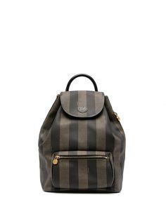 Fendi Pre-Owned рюкзак с узором Pequin