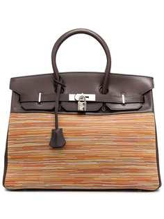 Hermès сумка Birkin 35 Vibrato 2003-го года Hermes
