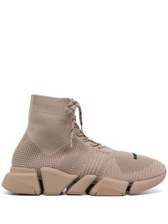 Balenciaga кроссовки Speed 2.0 на шнуровке