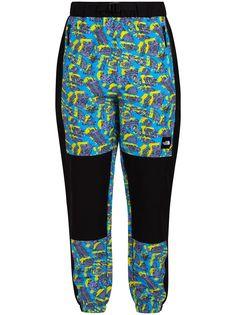 The North Face спортивные брюки Black Box с графичным принтом