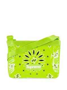 Supreme сумка Bandana Tarp Side из коллекции SS21