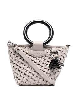 Karl Lagerfeld маленькая сумка-тоут K/Basket