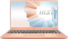 Ноутбук MSI Modern 14 B11MO-265RU (бежево-розовый)