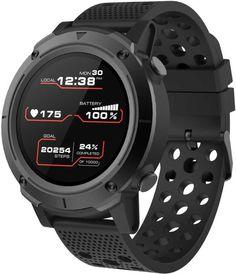 Смарт-часы Canyon Wasabi SW-82 (черный)