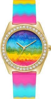 Женские часы в коллекции Trend Женские часы Guess GW0250L1