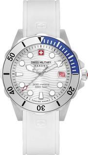 Швейцарские женские часы в коллекции Aqua Женские часы Swiss Military Hanowa 06-6338.04.001.03