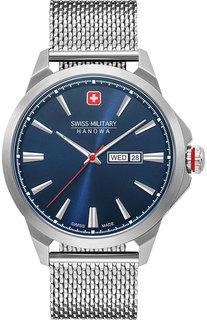 Швейцарские мужские часы в коллекции Land Мужские часы Swiss Military Hanowa 06-3346.04.003