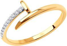 Золотые кольца Кольца SOKOLOV 018681_s