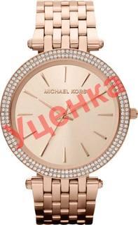 Женские часы в коллекции Ladies Metals Женские часы Michael Kors MK3192-ucenka