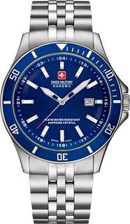 Швейцарские мужские часы в коллекции Aqua Мужские часы Swiss Military Hanowa 06-5161.2.04.003