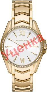 Женские часы в коллекции Whitney Женские часы Michael Kors MK6693-ucenka
