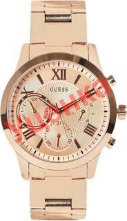 Женские часы в коллекции Dress Steel Женские часы Guess W1070L3-ucenka