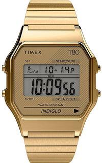 Мужские часы в коллекции T80 Мужские часы Timex TW2R79000