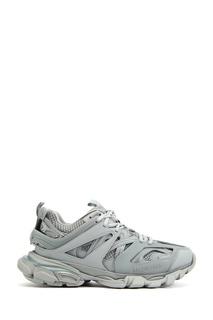 Серые комбинированные кроссовки Balenciaga