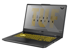 Ноутбук ASUS TUF Gaming F17 FX706LI-H7041 Q1 90NR03S1-M02530 Выгодный набор + серт. 200Р!!! (Intel Core i5-10300H 2.5 GHz/8192Mb/1000Gb + 256Gb SSD/nVidia GeForce GTX 1650Ti 4096Mb/Wi-Fi/Bluetooth/Cam/17.3/1920x1080/DOS)