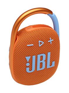 Колонка JBL Clip 4 Orange JBLCLIP4ORG