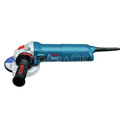 Угловая шлифовальная машина Bosch GWS9-125, 11000 об/мин, 0.9 кВт, 125 мм