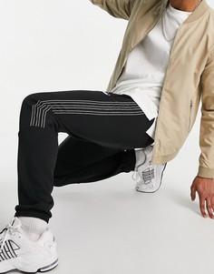 Черные спортивные джоггеры adidas Originals-Черный цвет