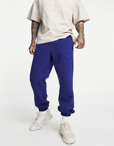 Темно-синие премиум-джоггеры adidas Originals x Pharrell Williams-Темно-синий