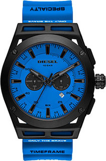 fashion наручные мужские часы Diesel DZ4545. Коллекция TimeFrame