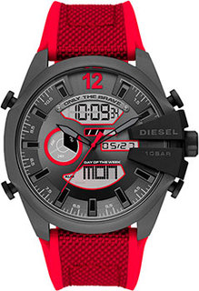 fashion наручные мужские часы Diesel DZ4551. Коллекция Mega Chief