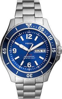 fashion наручные мужские часы Fossil FS5691. Коллекция FB-02