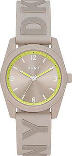 fashion наручные женские часы DKNY NY2900. Коллекция Nolita