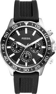 fashion наручные мужские часы Fossil BQ2494. Коллекция Bannon