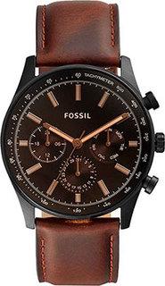 fashion наручные мужские часы Fossil BQ2457. Коллекция Sullivan