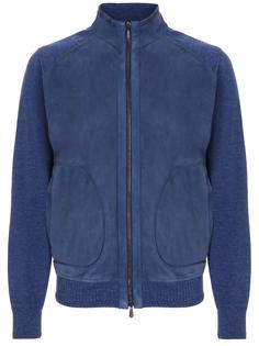 Куртка комбинированная Attolini