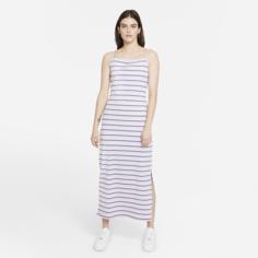 Платье Nike Sportswear Femme - Пурпурный