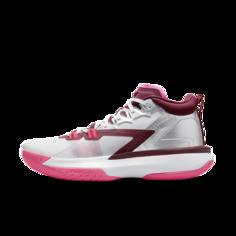 Баскетбольные кроссовки Zion 1 - Белый Nike