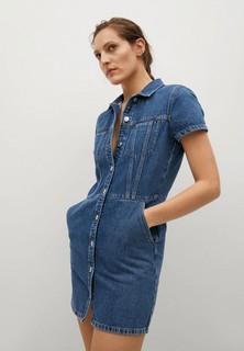 Платье джинсовое Mango PATY