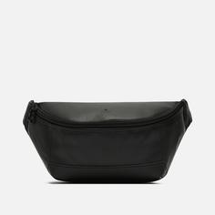 Сумка на пояс Master-piece Stream-F, цвет чёрный