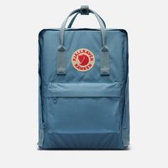 Рюкзак Fjallraven Kanken, цвет голубой