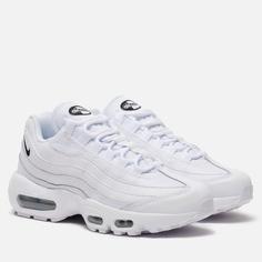 Женские кроссовки Nike Air Max 95, цвет белый, размер 38.5 EU