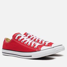 Кеды Converse Chuck Taylor All Star Classic, цвет красный, размер 37 EU