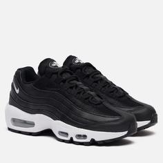 Женские кроссовки Nike Air Max 95, цвет чёрный, размер 36 EU