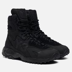 Ботинки Y-3 Notoma, цвет чёрный, размер 40 EU