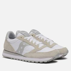 Мужские кроссовки Saucony Jazz Original, цвет белый, размер 40 EU