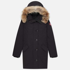 Женская куртка парка Canada Goose Rossclair, цвет синий, размер M