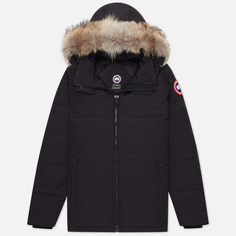 Женская куртка парка Canada Goose Chelsea, цвет синий, размер XS
