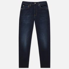 Мужские джинсы Levis 512 Slim Taper Fit, цвет синий, размер 34/30